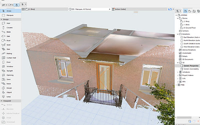 Webinar – Scanner 3D – Come usare la nuvola di punti in Archicad