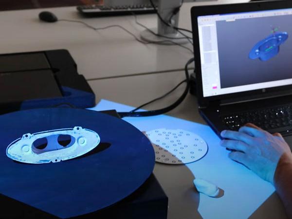 Servizio Scansione 3D Lab3d sagl