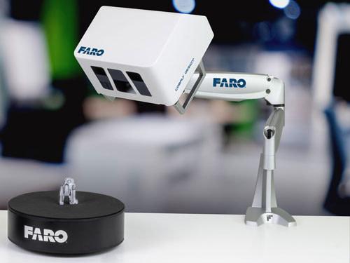 Faro CAM2 scansione3d gioielli