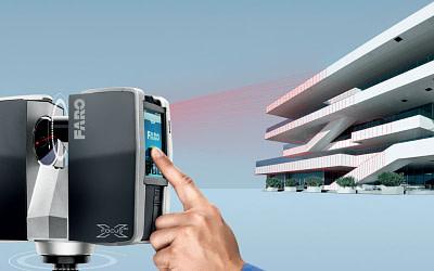 Workshop – Scanner 3D in architettura: vantaggi e funzionamento