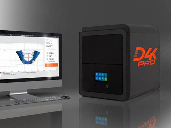 Envisiontec D4K Pro
