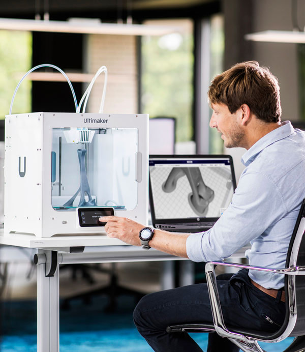 ultimaker s3 prototyping