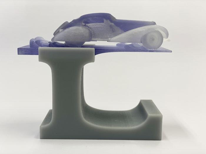 Stampa 3D e auto d'epoca al Lions in Classic 2021